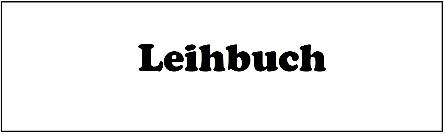 Leihbuch