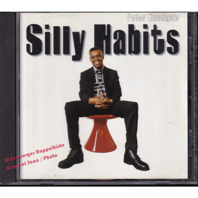 Peter Hunnigal  Silly Habits   CD * VG+*   DTJCD005     - Hunnigal, Peter