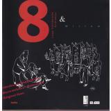 8 & Willem:Junge französische Architekten - Katalog zur Ausstellung Sep 1998 / Catalogue pour lexposition  - Galerie Aedes  - Feireiss, Kristin [Hrsg.]