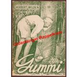 Gummi = Unsere Schule Reihe D: Arbeitsbücher für die Oberstufe N° 21 (1951) - Wilden