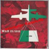 Informations-Broschüre : Luftbildmeßkammer MRB 21/1818 - Katalog (1963) - Jenaoptik Jena GmbH