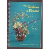 The Ikebana & Bonsai Calendar 1970  - daily record of engagements - Chigira,Mineko