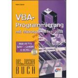 VBA-Programmierung mit Microsoft Office 2003 - Spona, Helma
