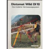 Distomat Wild DI 10 - Das moderne Vermessungssystem - Werbeschrift  - Wild Heerbrugg AG