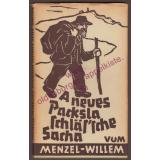 A neues Packsla schlässche Sacha -signiert - (1961) - Menzel, Wilhelm