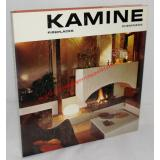 Cheminées = Kamine = Fireplaces ( deu - franz - engl. ) - Debaigts, Jacques