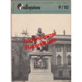 Colloquium. Eine deutsche Studentenzeitschrift  9/10  14.Jg/1960 - Hess,Otto H. ( Hrsg)
