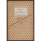 Kinderlieder aus des Knaben Wunderhorn - Insel-Bücherei N°60 - (um 1924) - Arnim, Achim von   Brentano, Clemens