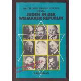 Juden in der Weimarer Republik: Studien zur Geistesgeschichte Band 6  - Grab, Walter/ Schoeps,Julius H. (Hrsg)