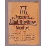 Die Innenräume des Albrecht Dürer-Hauses Nürnberg: 9 Postkarten  (1920/30)  - K.Grimm ( Fotograf)