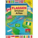 Flaggen - Sticker-Atlas - Baxter