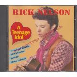 Rick Nelson *  A Teenage Idol *  VG * CD9909 - Nelson,Rick
