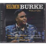 Hold On - Solomon Burke  * MINT * 3445.2133-2  - Burke,Solomon