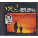 Don Diégo  - Orchestra National De America - mint - - Don Diégo
