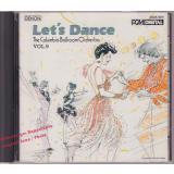 The Columbia Ballroom Orchestra - Lets Dance Vol. 9 * MINT * 30CK-1011