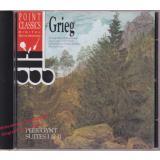 Peer Gynt Suites 1 & 2  - E.Grieg  &  Slowakische Philharmonie mit  Libor Pesek * MINT *  Point Classics 265048-2