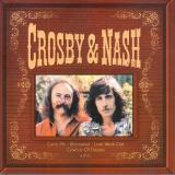 Crosby & Nash - Crosby & Nash   * VG *  CD 152.728 - Crosby & Nash
