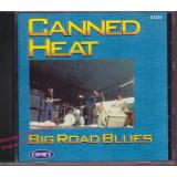 Canned Heat - Big Road Blues   * MINT *  Comet - 43334