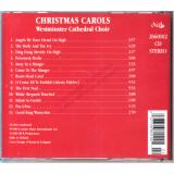 CHRISTMAS CAROLS - Westminster Cathedral Choir * VG *