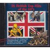 16 British Top Hits Of The 60s - Various - MINT - 101.1022-2