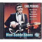 Blue Suede Shoes - Carl Perkins  * VG * WZ 90087 - Perkins,Carl