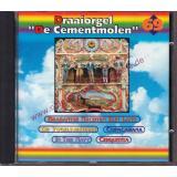 Draaiorgel De Cementmolen Wolkenserie Vol. 69.* MINT*
