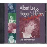 Albert Lee & Hogans Heroes  Live At Montreux  * MINT*  ( BLD 520 CD) -  Albert Lee & Hogans Heroes