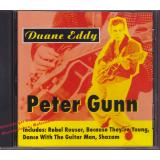 Duane Eddy - Peter Gunn * Very Good * Hallmark Records - 308592