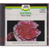 Händel - Water Music * Chicago Chamber Orchestra, Dieter Kober(Conductor) * MINT* - MUD 8042