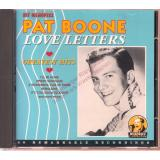 Love Letters - Greatest Hits - HIT Memories - Pat Boone  * MINT * 6188332 - Boone,Pat