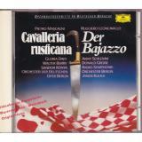 Cavalleria rusticana u. Der Bajazzo* VG* Chor und Orchester der Deutschen Oper Berlin  - Kulka,Janos (Dirigent)