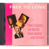 Free to Love - Percy Sledge-Jim Reeves - Nina Simone ....and others * MINt * PILZ448146-2 * - Various