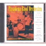 The Best of  Pasadena Roof Orchestra  - NEW - PLS CD212 - Pasadena Roof Orchestra