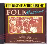 The Best of & the Rest of FOLK MASTERS * MINT * - CDAR1017  - Various Artists