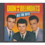 Dion & The Belmonts - All the Hits ( Best of Album) -MINT -- CD 66075
