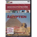 DVD *  Geschichte & Technik: Ägypten - Wissen des Altertums * OVP* Discovery Geschichte