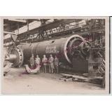 Org - Fotografie * KRUPP-GRUSONWERK * Archiv-Foto N° 15300  um 1931 -