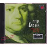 Italy in Bach Vol. I  * MINT *   SK 66272  - Bach, Johann S. / Katsaris,Cyprien (Piano)