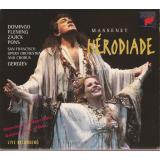 HERODIADE: Placido Domingo,Renee Fleming,Dolora ZajickJuan Pons, San Francisco Opera Orchestra And Chorus  * Box 3CD* MINT  - Massenet,Jules  / Gergiev,Valery (Conductor)