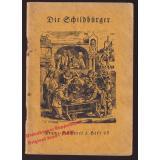 Die Schildbürger: Kranz-Bücherei Heft 43  (1931) - Schwab, Gustav/Pletsch,Oskar