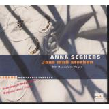 Jans muß sterben - Lesung - Seghers,Anna/Hoger, Hannelore (Sprecherin)