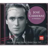 Jose Carreras: A Portrait  *  CD * MINT *