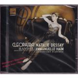 Cleopatra:Arias From Giulio Cesare* Natalie Dessay, Emmanuelle Haïm, Le Concert DAstré  * SEALED*
