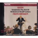 Haydn, Orchestra Of The 18th Century,Frans Brüggen: Symphonies Nos. 86 & 88