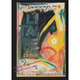 Hommage an Li-tai-pe: Malerbuch MB23 - signiert -  - Lusici