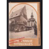 The Prague Synagoues - Die Prager Synagogen:16 Postcards  - Parik, Arno (Text)