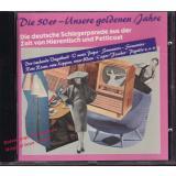 Die 50er - Unsere Goldenen Jahre  * MINT *  Deutsche Tanzmusik  - V.A.