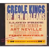 Creole Kings Of New Orleans  * MINT * Various