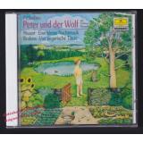 Peter Und Der Wolf - Eine Kleine Nachtmusik - Vier Ungarische Tänze* SEALED*   -  Prokofjew-Mozart-Brahms