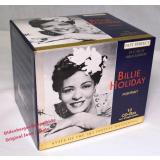 Billie Holiday: Portrait - 10 CD-BOX * MINT * 24 Carat Gold Edition